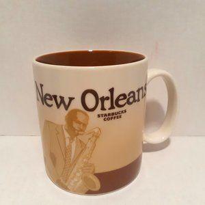 Starbucks Global Icon Collector Mug, New Orleans